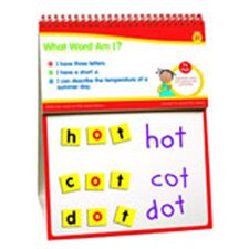 Magnetic Daily Word-building Center