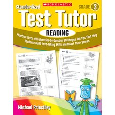 Standardized Test Tutor Reading Gr3