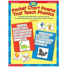 30 Pocket Chart Poems That Teach