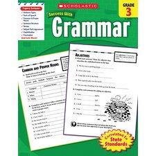 Scholastic Success Grammar Gr 3