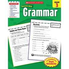 Scholastic Success Grammar Gr 3