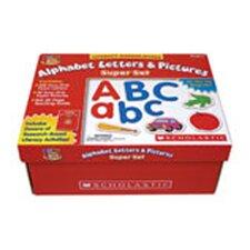Little Red Tool Box Alphabet