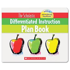 Differentiated Instruction Plan Book with CD for Grades 3-8