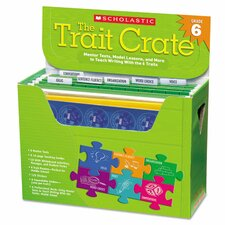 Trait Crate Books for Grade 6 (Set of 6)