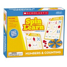 Spin To Learn Vowels Game