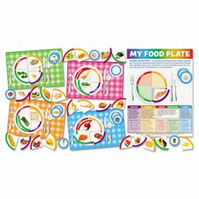 My Food Plate Bulletin Board Set