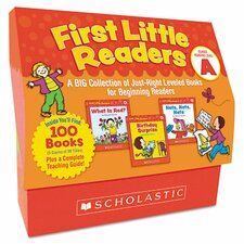 First Little Readers Level A Story Books (Set of 100)