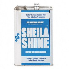 <strong>Sheila Shine</strong> Stainless Steel Cleaner & Polish Can
