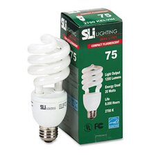 <strong>SLI Lighting</strong> Havells Mini-Lynx Spiral Compact Fluorescent Bulb