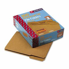 File Folders, 1/3 Cut, 100/Box