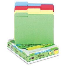 Watershed/Cutless File Folders, 100/Box
