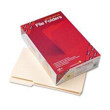 1/3 Cut Third Position File Folder, 100/Box