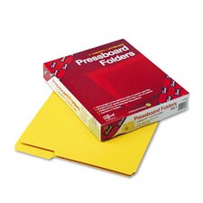 1/3 Top Tab Recycled Folders, One Inch Expansion, Letter, 25/Box
