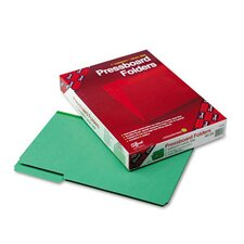 1/3 Cut Top Tab Recycled Folders, One Inch Expansion, Legal, 25/Box