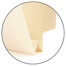 <strong>Smead Manufacturing Company</strong> Straight End Tab 1 1/2 Inch Expansion Folders, 50/Box