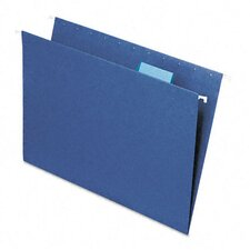 11 Point Stock Hanging File Folders, 25/Box