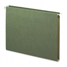 "<strong>Smead Manufacturing Company</strong> 1"" Capacity Box Bottom Hanging File Folders, 25/Box"