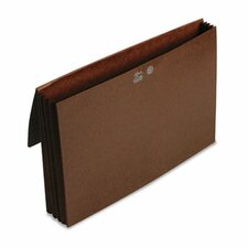 3.5 Inch Accordion Expansion Wallets with Tyvek