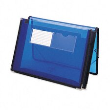 Two Inch Accordion Expansion Ultracolor Wallet