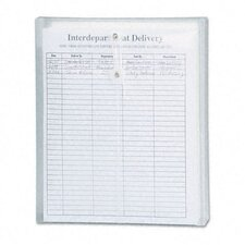 Poly String & Button Envelope, 9 3/4 X 11 5/8 X 1 1/4, 5/Pack