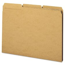 Kraft File Folders, 50/Box