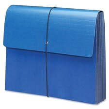 Extra-Wide 5.25 Inch Accordion Expansion Wallets