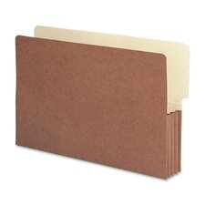 "3.5"" Accordion Expansion File Pockets, 10/Box"