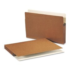 "<strong>Smead Manufacturing Company</strong> Straight Tab 1 3/4"" Accordion Expansion File Pocket, 50/Bx"