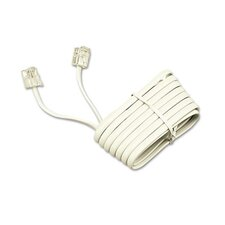 Telephone Extension Cord, Plug/Plug