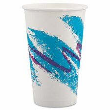 Jazz 16 oz. Hot Paper Cups (Set of 1000)