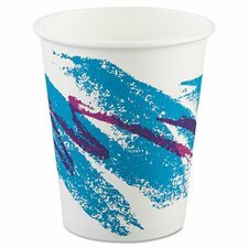Jazz 10 oz. Hot Paper Cups (Set of 1000)