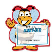Spelling Bee Award Certificate Kit