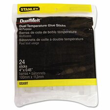 Dual Temperature Glue Sticks, 24/Pack