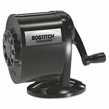 <strong>Stanley Bostitch</strong> Table-Mount / Wall-Mount Antimicrobial Manual Pencil Sharpener