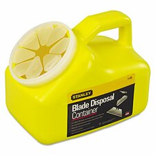 2-Qt. Blade Disposal Container