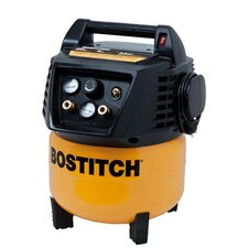 <strong>Stanley Bostitch</strong> 6 Gallon Oil-Free Compressor