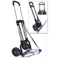 Portable Slide-Flat Cart Hand Truck
