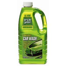 2 Liter Concentrate Car Wash
