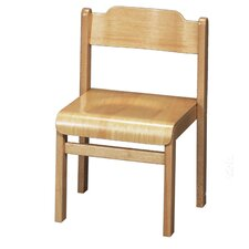 <strong>Gift Mark</strong> Child's Contour Seat Chair (Set of 2)
