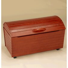 <strong>Gift Mark</strong> Treasure Toy Chest on Casters
