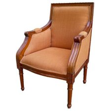 <strong>Gift Mark</strong> Elegant Square Children's Arm Chair