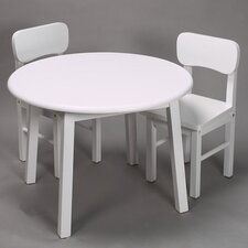 <strong>Gift Mark</strong> Kids' 3 Piece Table and Chair Set