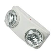 Swivel Head Twin Beam Emergency Lighting Unit