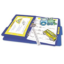 Stor-It File Folders, 3/Pack