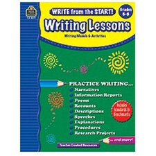 Write From The Start Gr6-8 Writing