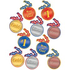 Olympic Medals Accents