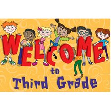 Welcome To Third Gr 30 Postcards