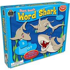 Word Shark Short Vowels Game