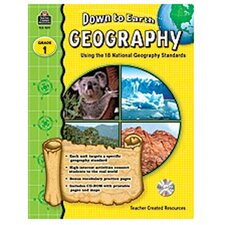 Down To Earth Geography Gr1 Bk W/cd