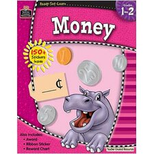 Ready Set Learn Money Gr 1-2